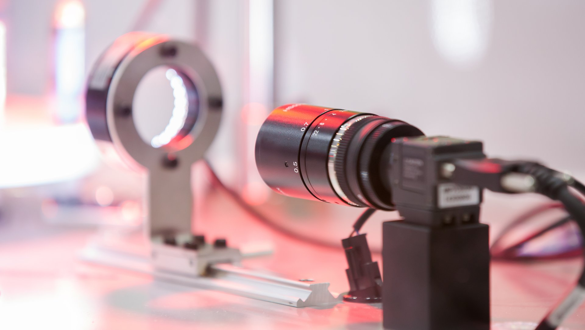 industrial vision camera quality